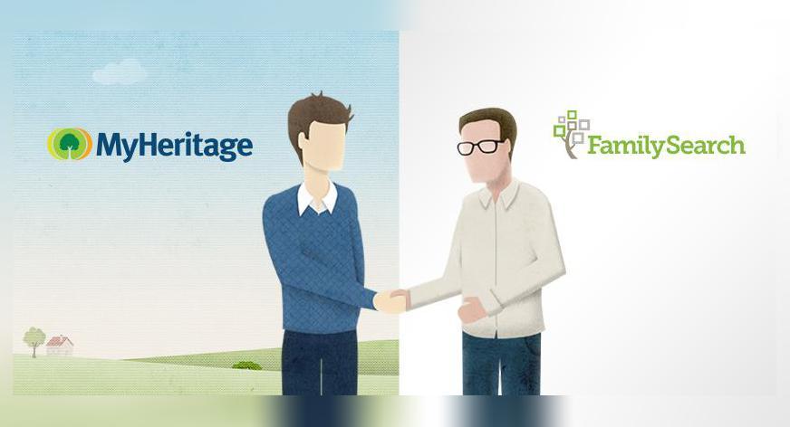 Un partenariat avec FamilySearch apporte des milliards de données à MyHeritage !