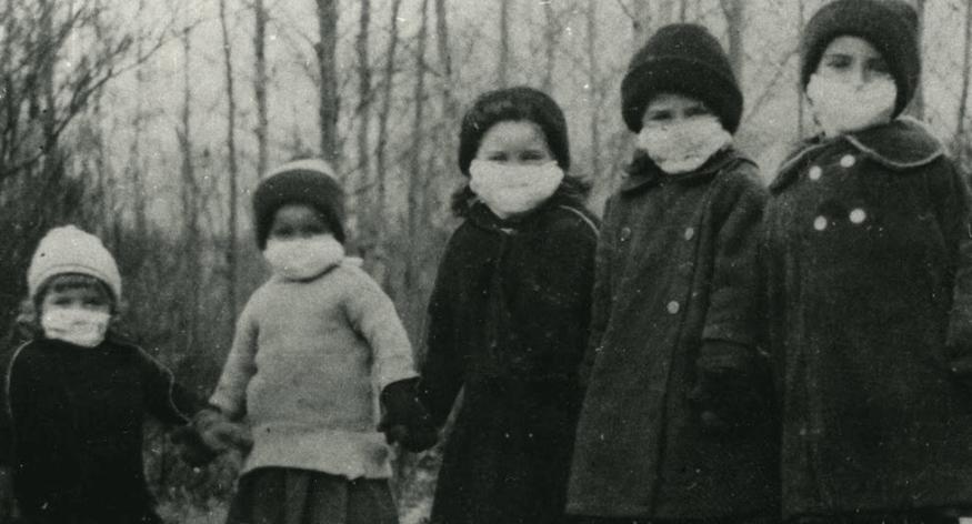 Une fillette de 12 ans a-t-elle 'prédit' la pandémie de Corona il y a 102 ans ?
